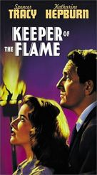 Keeper of the Flame - VHS cover (xs thumbnail)