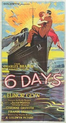 Six Days - Movie Poster (xs thumbnail)