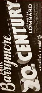 Twentieth Century - poster (xs thumbnail)