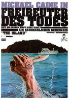 The Island - German Movie Cover (xs thumbnail)