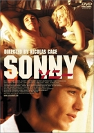 Sonny - Japanese DVD cover (xs thumbnail)