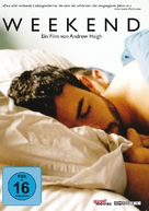 Weekend - German DVD movie cover (xs thumbnail)