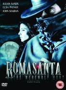Romasanta - British DVD movie cover (xs thumbnail)