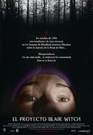 The Blair Witch Project - Argentinian Movie Poster (xs thumbnail)