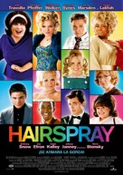 Hairspray - Spanish Movie Poster (xs thumbnail)