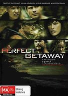 A Perfect Getaway - Australian Movie Cover (xs thumbnail)