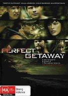 A Perfect Getaway - Australian Movie Cover (xs thumbnail)