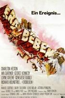 Earthquake - German Movie Poster (xs thumbnail)