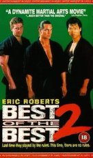 Best of the Best 2 - British VHS cover (xs thumbnail)