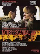 Notes on a Scandal - Movie Poster (xs thumbnail)