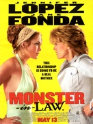 Monster In Law - British Movie Poster (xs thumbnail)