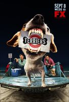 """Terriers"" - Movie Poster (xs thumbnail)"