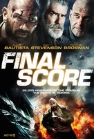 Final Score - Movie Poster (xs thumbnail)