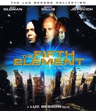 The Fifth Element - Dutch Blu-Ray cover (xs thumbnail)