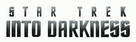 Star Trek: Into Darkness - Logo (xs thumbnail)