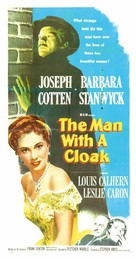 The Man with a Cloak - Movie Poster (xs thumbnail)