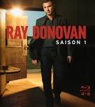 """Ray Donovan"" - French Blu-Ray movie cover (xs thumbnail)"
