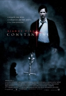 Constantine - Greek Movie Poster (xs thumbnail)