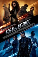 G.I. Joe: The Rise of Cobra - Icelandic Movie Poster (xs thumbnail)