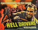 Hell Drivers - British Movie Poster (xs thumbnail)