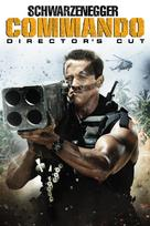 Commando - DVD movie cover (xs thumbnail)