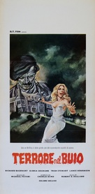 Mansion of the Doomed - Italian Movie Poster (xs thumbnail)