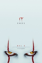It: Chapter Two - Danish Movie Poster (xs thumbnail)