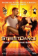 StreetDance 2 - Brazilian Movie Poster (xs thumbnail)