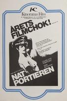 Il portiere di notte - Danish Movie Poster (xs thumbnail)