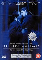 The End of the Affair - British Movie Cover (xs thumbnail)