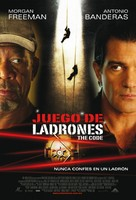 Thick as Thieves - Mexican Movie Poster (xs thumbnail)