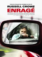 Unhinged - French Movie Poster (xs thumbnail)