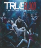 """True Blood"" - French Blu-Ray movie cover (xs thumbnail)"