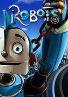 Robots - DVD cover (xs thumbnail)