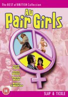 Au Pair Girls - British DVD cover (xs thumbnail)