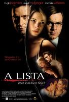 Deception - Brazilian Movie Poster (xs thumbnail)