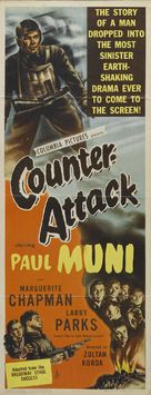 Counter-Attack - Movie Poster (xs thumbnail)