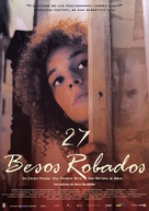 27 Missing Kisses - Spanish Movie Poster (xs thumbnail)