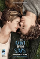 The Fault in Our Stars - British Movie Poster (xs thumbnail)