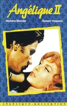 Merveilleuse Angélique - German Movie Cover (xs thumbnail)