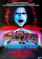 Tourist Trap - German Movie Poster (xs thumbnail)