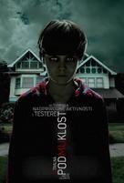Insidious - Serbian Movie Poster (xs thumbnail)