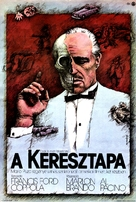 The Godfather - Hungarian Movie Poster (xs thumbnail)