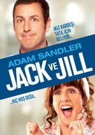 Jack and Jill - Turkish DVD movie cover (xs thumbnail)