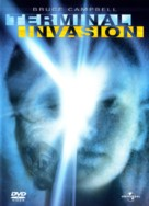 Terminal Invasion - French DVD movie cover (xs thumbnail)