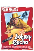 Johnny Concho - Belgian Movie Poster (xs thumbnail)