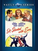 It Started with Eve - DVD movie cover (xs thumbnail)