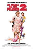 Big Momma's House 2 - Argentinian Movie Poster (xs thumbnail)