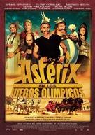 Astèrix aux jeux olympiques - Spanish Movie Poster (xs thumbnail)