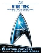 Star Trek: The Undiscovered Country - Blu-Ray cover (xs thumbnail)